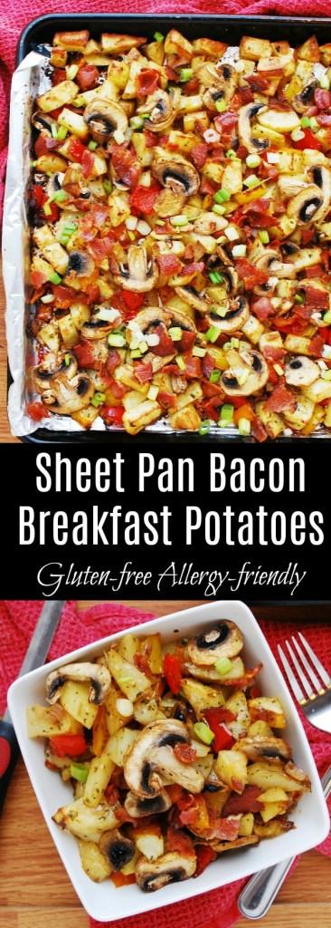 SHEET PAN BACON BREAKFAST POTATOES