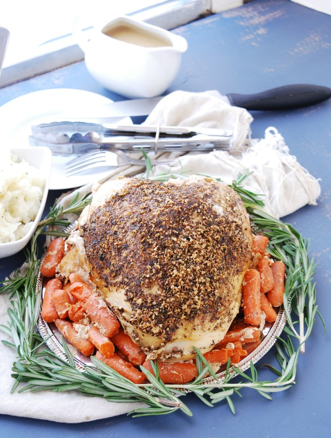 Allergy-friendly Thanksgiving Turkey