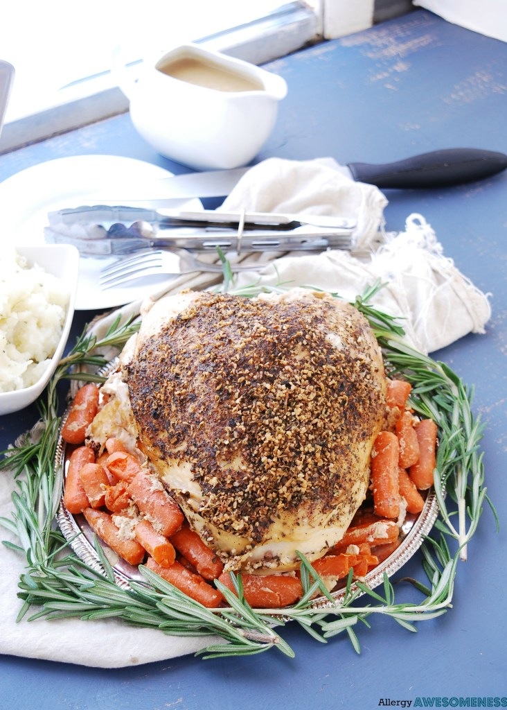 The complete thanksgiving menu for food allergies allergy allergy friendly thanksgiving turkey forumfinder Images