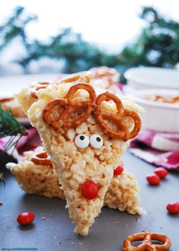 gluten-free christmas treat