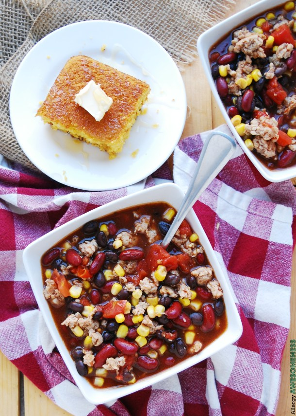 no red meat taco soup recipe
