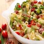 gluten-free-avocado-BLT-pasta-salad