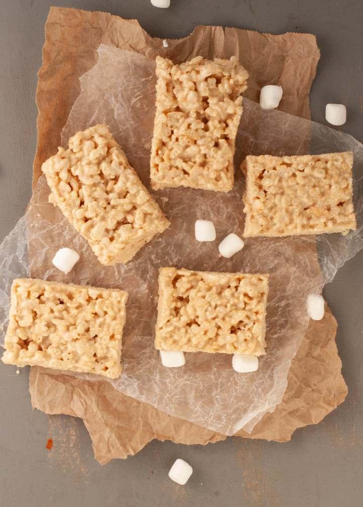no-bake-dairy-free-caramel-rice-krispies