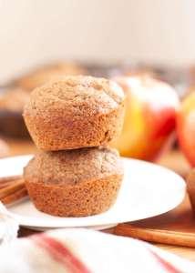 dairy-free-cinnamon-applesauce-muffins