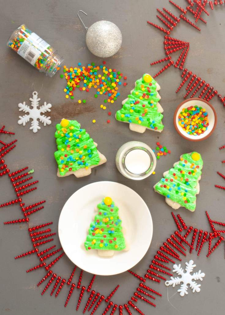Allergy Friendly Soft Roll Out Sugar Cookies