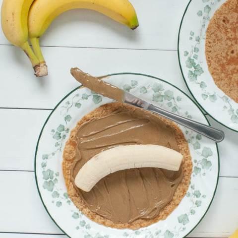 Easy, 3 Ingredient Gluten Free Kid Snack