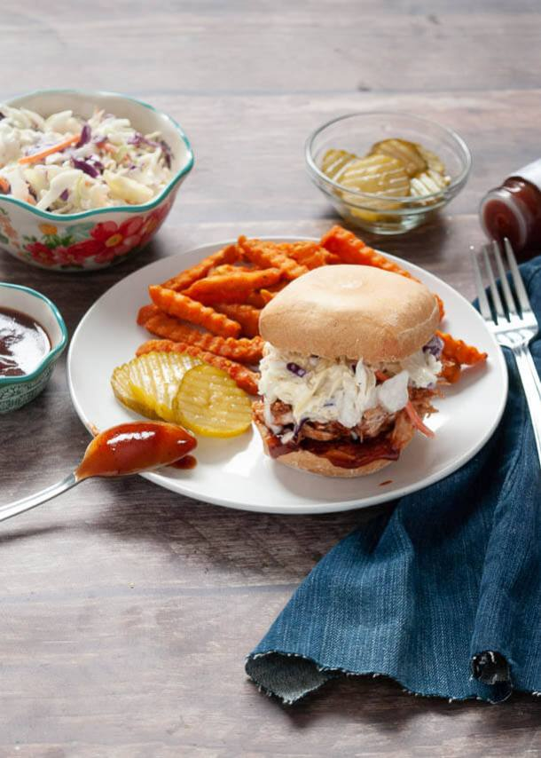 gluten-free-bbq-chicken-sliders