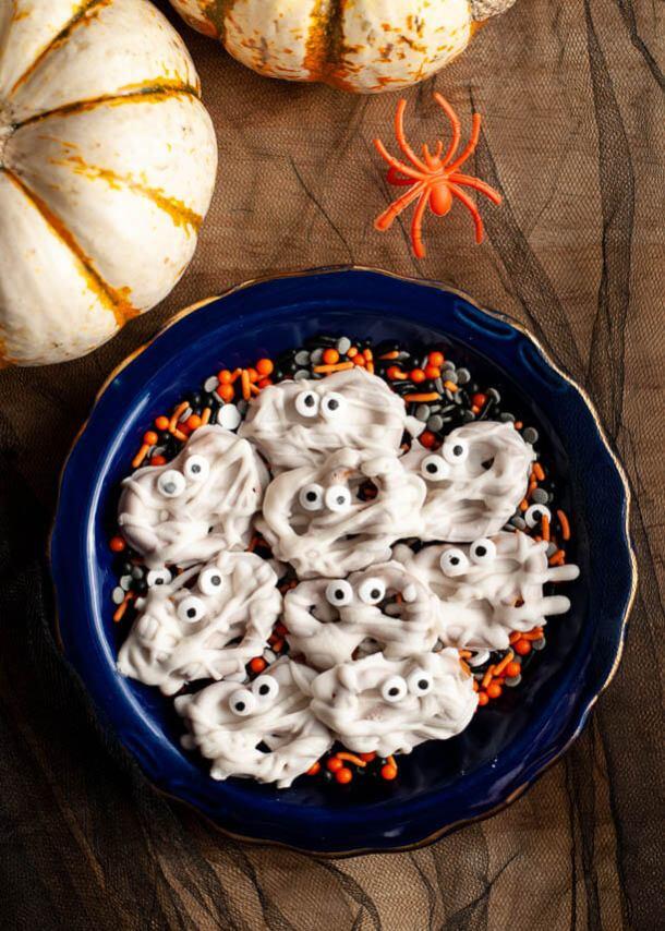 homemade halloween treat that's allergy friendly