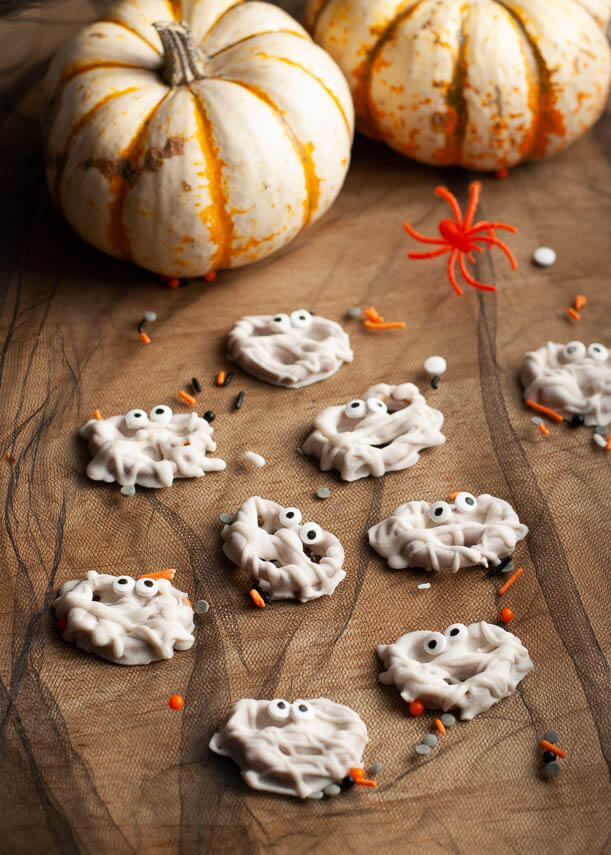 gluten and dairy free halloween treat for kids