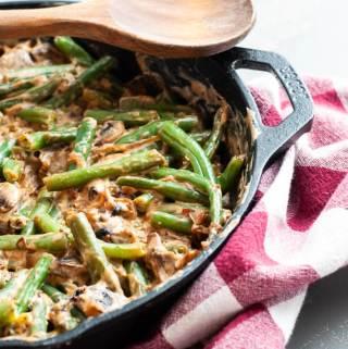 gluten-free-vegan-green-bean-casserole