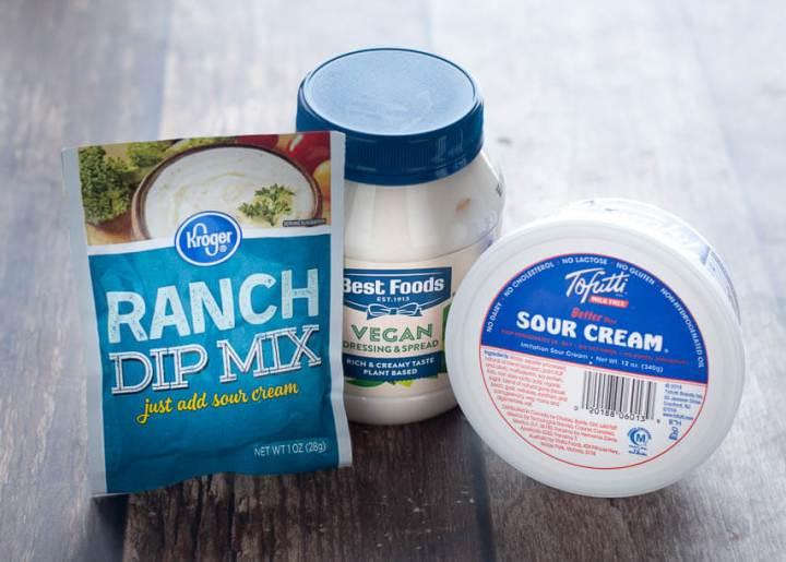 3-ingredient-vegan-ranch-dip