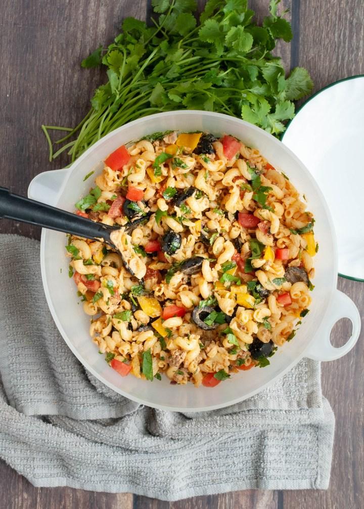 gluten-free-taco-pasta-salad