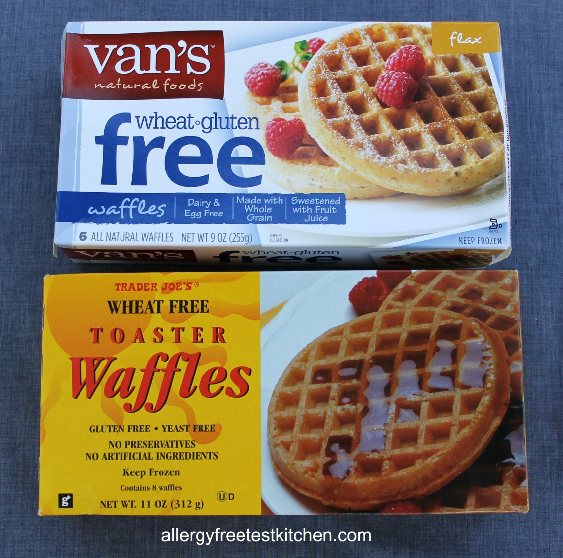 ... Foods Waffles-A Comparison/Product Review | Allergy Free Test Kitchen