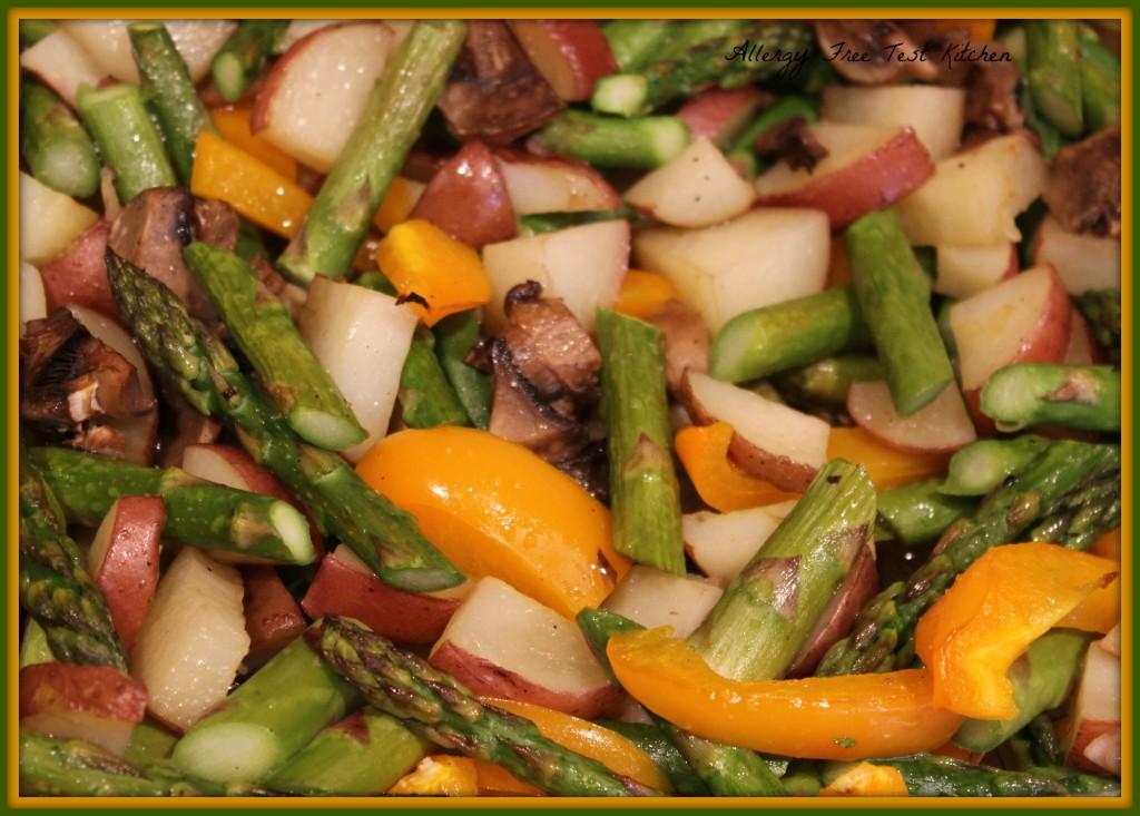 What Fresh Vegetable Medley