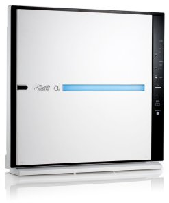 white rabbit air purifier