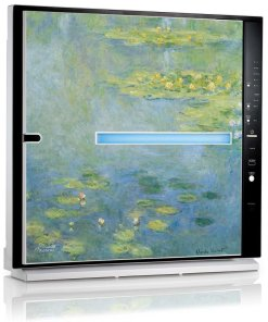 monet water lilies air purifier