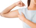 armpit rashes