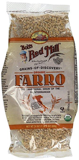 Organic Farro