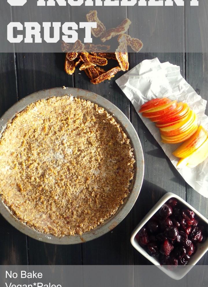 No Bake Pie Crust