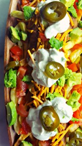 Papas Nachos- this is what would happen if french fries and nachos had a baby!