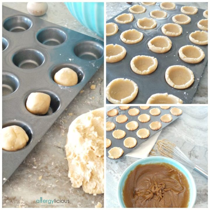 Sunbutter Pumpkin Pie Dough