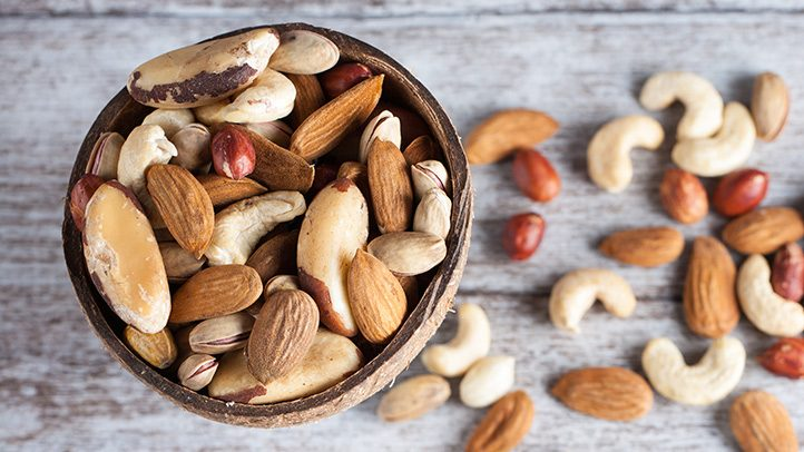 Printable guide for living nut-free