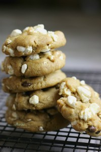 Fix that craving now, with these salty & sweet cookies