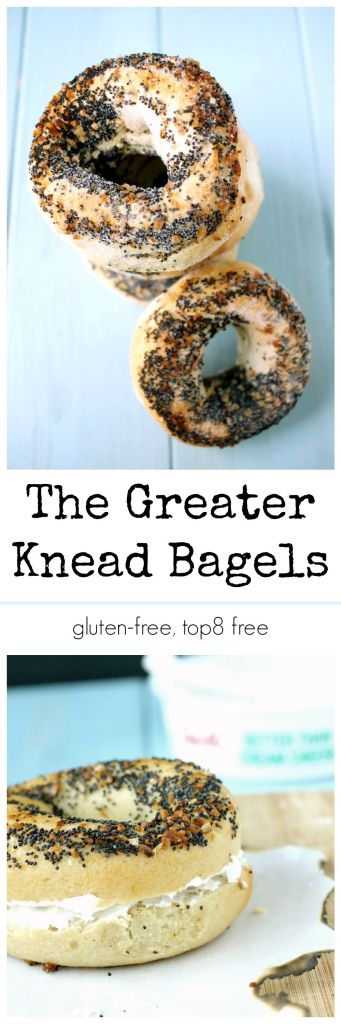 Top8 Free,Gluten-free Bagel review