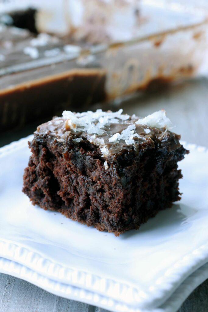 Texas Sheet Cake Recipe With Coke