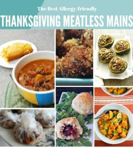 Thanksgiving Meatless Main Round-Up