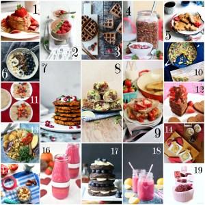 Valentines Breakfast Recipes
