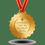 top allergy blog