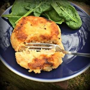 Gluten, Dairy and Egg Free Salmon Fishcakes