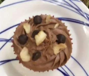 Vegan Banana Bread Cupcakes