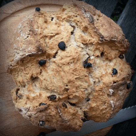 Vegan Soda Bread