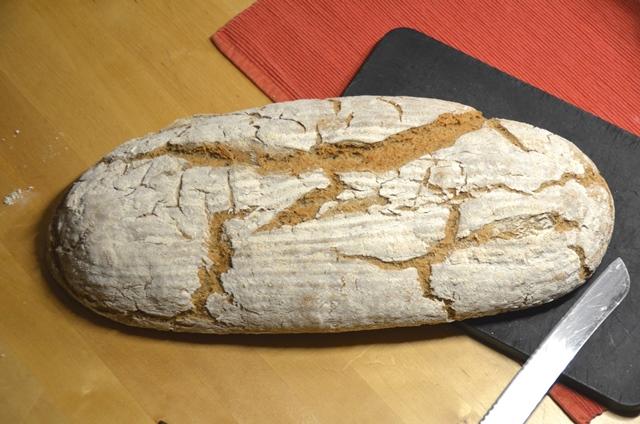 Schnelles Brot - super lecker! - Die glutenfreie Backmischung von Lidl