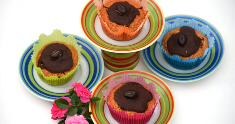 glutenfreie Frappé Muffin