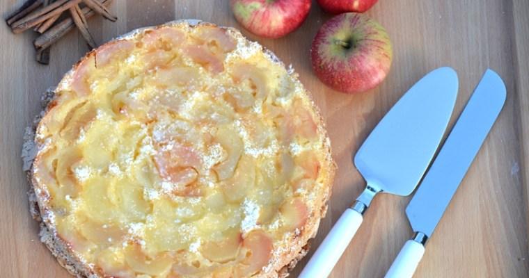 Verkehrter Apfelkuchen – Kennt Ihr Scharlotka Kuchen?