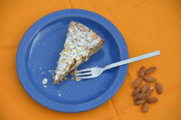 Mandelkuchen ohne Mehl Mallorca glutenfrei
