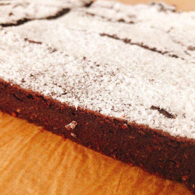 Low Carb Schokoladen Blechkuchen Rezept