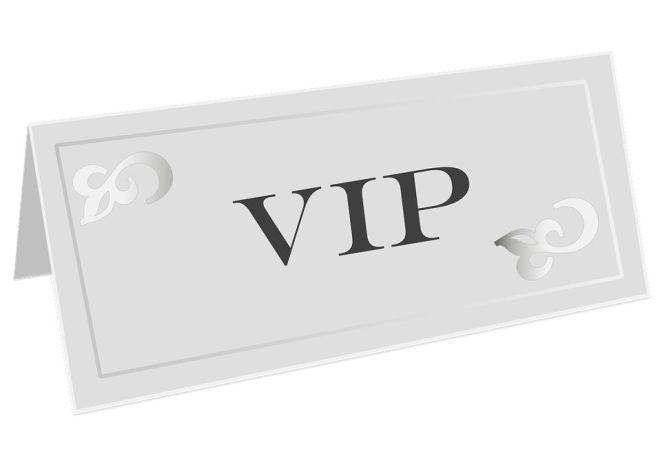 VIP-Symbol