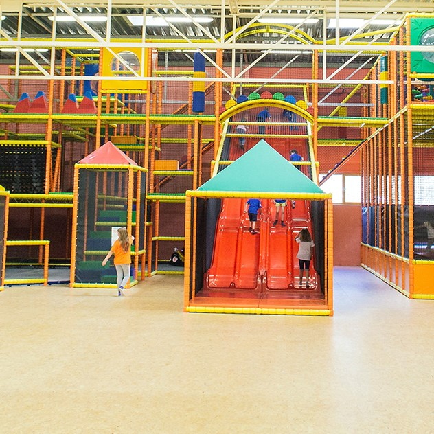 Joy - Das Kinderparadies - Indoorspielplatz / Foto: click & smile