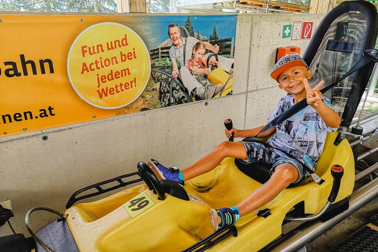 Alpincoaster Imst – Die längste Alpenachterbahn der Welt und vieles mehr