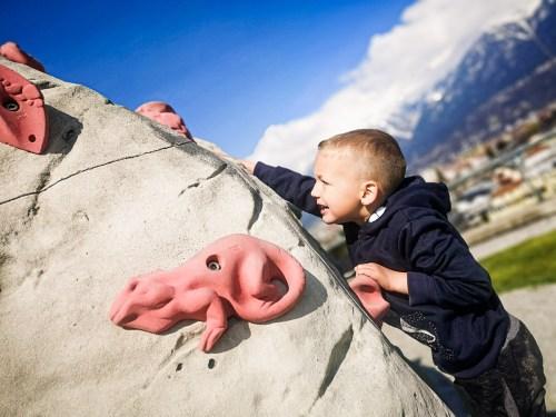 Bouldern Innsbruck – Diese Kletterwand für Kinder ist perfekt