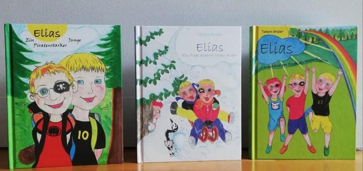 Kinderbuch | Tamara Gruber | Tiroelr Autorin | Elias