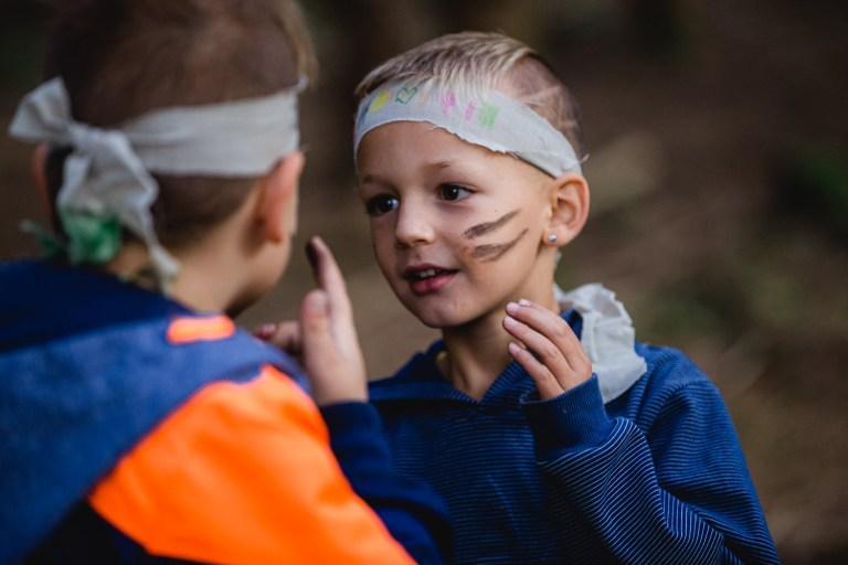 Kindergeburtstag Tirol | Sinneswelten | Melanie Schmiederer
