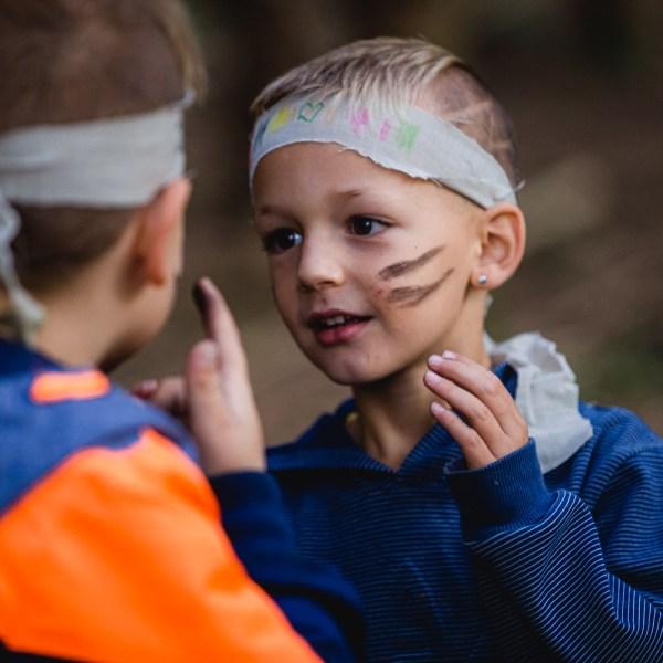 Kindergeburtstag Tirol – Feiern in der Natur mit Sinneswelten
