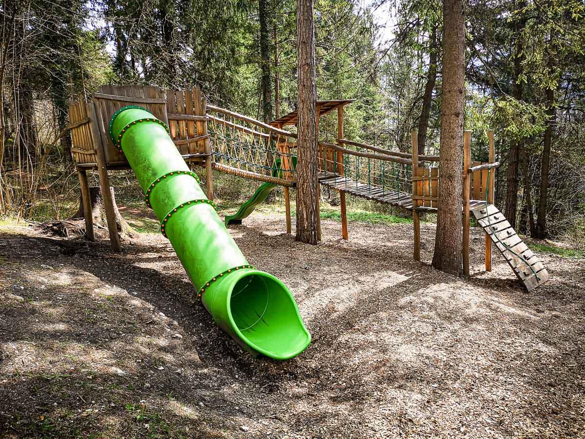Waldspielplatz Thaur Moos