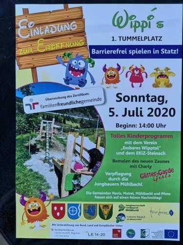 Wippis Tummeplatz