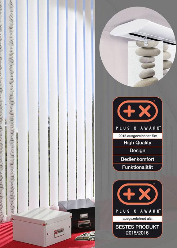 Lamellen mit Digitaldruck